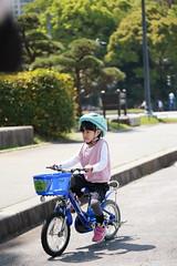 2017-04-30-10h23m49-3 (LittleBunny Chiu) Tags: 皇居外苑 腳踏車 騎腳踏車 日本 東京 日本旅行 去日本旅行 東京台場 台場 人工沙灘 御台場海濱公園