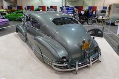 Chevrolet Fleetline (bballchico) Tags: chevrolet fleetline 1948 gnrs2017 carshow veteranoscc