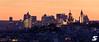 Old & New (A.G. Photographe) Tags: anto antoxiii xiii ag agphotographe d810 nikon sigma 150600 paris parisien parisian france french français europe capitale montmartre buttemontmartre sacrécoeur basilique ladéfense sunset bluehour