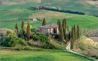 Toscana - Val d'Orcia