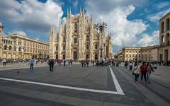 Milano (10) - Duomo (Vlado Ferenčić) Tags: duomo duomodimilano milano castleschurches churches cities citiestowns italy nikond600 nikkor173528 vladoferencic vladimirferencic