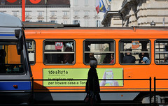 Torino (vincenzorana) Tags: torino piazzacastello street streetphotography italy nikon