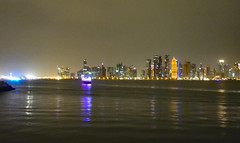 Doha Skyline (2) (hansbirger) Tags: quatar doha year2017