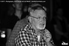 2017 Bosuil-Het publiek bij The Bluesbones en Dan Patlansky 20-ZW