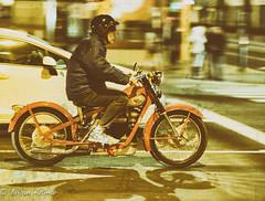 Ninbus Idian motorcycle (Santa Monica) (bryanasmar) Tags: motorcycle nibus indian street night photography santa monica fuji xt20 xf5612