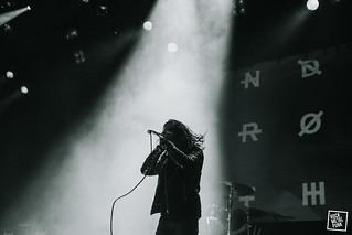 Underoath @ Groezrock / Shot by Doug Elliott