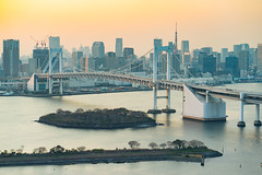 DSC09684 (維尼賈許) Tags: 2017tokyotrip day3 fujitv hachitama japan odaiba rainbowbridge zeissbatis1885 レインボーブリッジ 台場 minatoku tōkyōto 日本 jp
