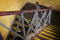 Steps (J Allan-1) Tags: zed ward asylum mental defective