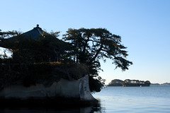 Godaidou(五大堂) (daigo harada(原田 大吾)) Tags: godaidou tree matsushima sea architecture 松島 五大堂