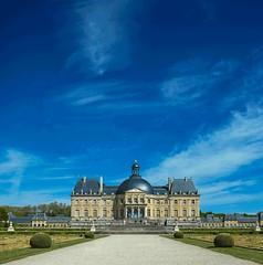 ...wo lebt der Vicomte? (ulrichcziollek) Tags: frankreich vauxlevicomte schloss château