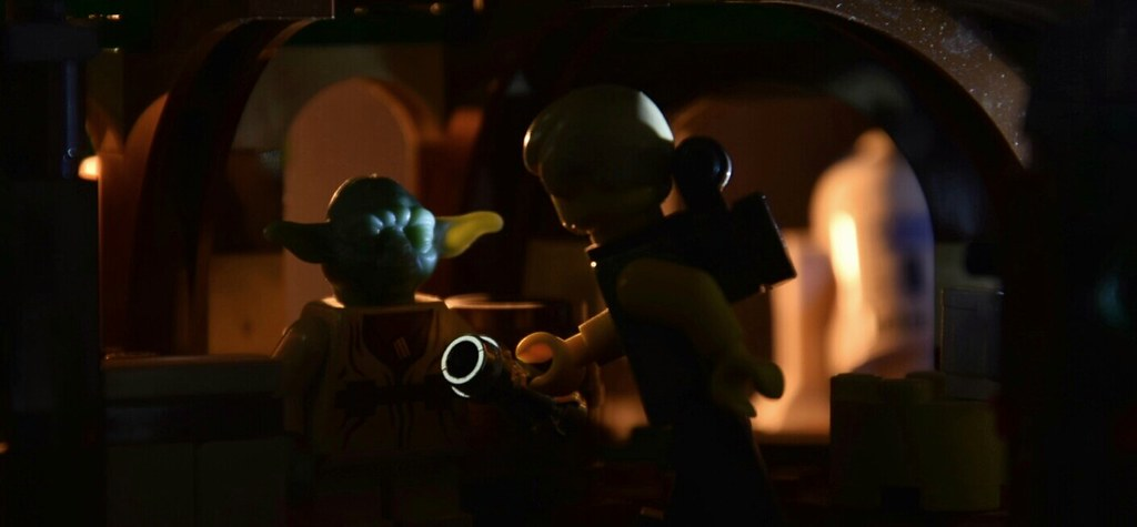 The world 39 s most recently posted photos of jedi and yoda flickr hive mind - Maitre yoda lego ...