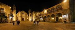 Plaza Catedral (berny-s) Tags: cuba habana havana plaza catedral night panorama