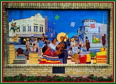Happy Cinco to all my Flickr friends! (photo.po) Tags: cincodemayo victory mexican mexicanculture celebrating festive streetart tx