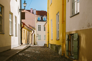 Streets of Tallinn
