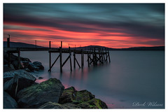 And Once Again, I'm Here (Deek Wilson) Tags: holywood sunset kinnegar jetty longexposure belfastlough rocks tide leelittlestopper canon7dmkii landscape seascape sky northernirelandlandscape