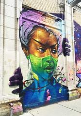 Into the Feywild by Max Sansing (wiredforlego) Tags: graffiti mural streetart urbanart aerosolart logansquare chicago illinois ord maxsansing