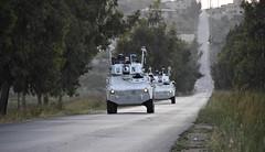 08/05/2017 Líbano. UNIFIL. Patrulla próxima a la blue line. Líbano. Fotos: EMAD (Ministerio de Defensa) Tags: finul unifil libano caballeria
