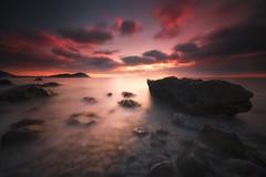 Winter suset in Liguria (Gian Paolo Chiesi) Tags: sestri levante liguria seascape sunset
