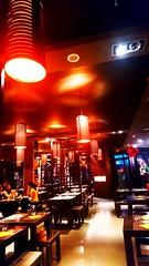 Umami (P!xelix) Tags: restaurant lampion asie orange
