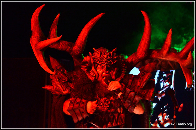 Gwar - Roseland Theater, Portland, OR - 10/19/15