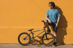 Julio Corpa (KikoBlasco) Tags: bike bicicleta vulk eyewear julio warnes buenos aires villa crespo argentina ene enene