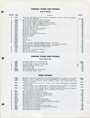 Schwinn Catalog - Bicycle Parts & Accessories - 1948/49 - Page 7 (Zaz Databaz) Tags: schwinn schwinncatalog 1948 1949 40s 1940s bfgoodrich