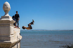 Free!... (JOAO DE BARROS) Tags: barros joão action people jump