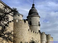 Simancas (santiagolopezpastor) Tags: espagne españa spain castilla castillayleón valladolid provinciadevalladolid castillo castle chateaux renacimiento renacentista renaissance