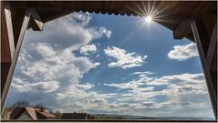 Windows (:: Blende 22 ::) Tags: deuna zementwerk vista germany german deutschland deutsch ausblick lookout rondel eichsfeld landkreis eic canoneos5dmarkiv frühling spring green nachmittags afternoon clouds wolken ef2470mmf28liiusm