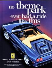 Ferrari 355 Spider Convertible, 1999 (aldenjewell) Tags: ferrari 355 spider convertible central florida orlando ad 1999