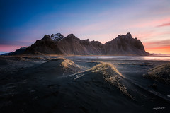 Dreaming (El color del cristal) Tags: dream sueño stokkness islandia paisaje landscape cielo nubes amanecer sunrise largaexposición longexposure costa mar sky clouds