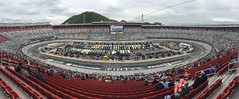 The Bristol Motor Speedway....the panoramic view (Hazboy) Tags: hazboy hazboy1 tennessee bristol motor speedway auto car racing nascar food city 500 monster series april 2017 race racetrack panorama
