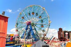 DSC_2390ConeyIsland (artsynancy) Tags: coneyisland brooklyn coneyislandbrooklyn spring amusement throwback urban seaside shore boardwalk carousel entertainment newyorkcity newyork brooklynnewyork