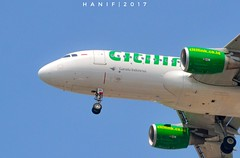 Close Up Citilink Airbus A320 (alfatoni_h) Tags: airbus airline airplane citilink jet aviation juanda airport