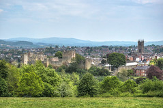 Ludlow, Shropshire (Baz Richardson (now away until 27 May)) Tags: shropshire ludlow townscapes englishmarkettowns