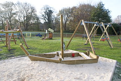 Aaron's Hill (eibe play Ltd) Tags: robinia boat swings sand jago eibe playground playgroundequipment