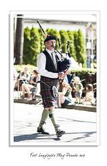 (Robert Beltran) Tags: bagpipe kilt parade