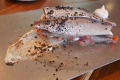 生イワシ (lulun & kame) Tags: europe ヨーロッパ ヨーロッパの料理 ヴィーゴ galicia europeanfood スペイン ガリシア spain spanishfood vigo スペイン料理 lumixg20f17