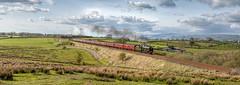 The Cumbriam Mountain Express 22-4-2017 (KS Railway Gallery) Tags: railway cumbrian mountain express uk steam stockber