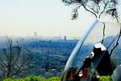 Barcelona (carlesbaeza) Tags: adventure adventurerider advrider dualsportlife dualsport bigtrail biker travel city barcelona motobiker moto motorcycle motorrad yamaha xt1200z supertenere xladv paisatge paisaje