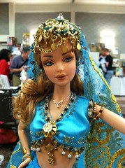 Gilly Gals OOAK Genie dolls (stacyinil) Tags: gaw barbie ooak dolls