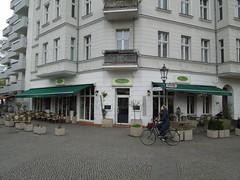 Seerose Berlin (conticium) Tags: lunch mittag mahlzeit vegetarisch seerose berlin südstern restaurant