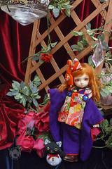 Meruru in Tenshi no Sumika, Hiroshima (Muri Muri (Aridea)) Tags: volks tenshi no sumika hiroshima rinon yorinon yosd super dollfie ボークス リノン 幼sd スーパードルフィー 天使のすみか 広島