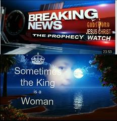 #KING #WOMAN #GOD'SWORD #SEED (lamig.jane) Tags: king god woman seed
