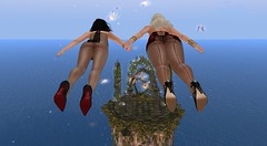 @Sybille (vaninavanetti) Tags: firestorm secondlife magie sl douceur rêve pantyhose legs collants jambes sexy désir strumpfhose