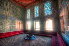 Chamber of the Crown Prince (sherifalsaady) Tags: topkapi palace harem sarai chamber crown prince majlis beauty light architecture colours istanbul turkey nikon d810