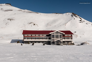 The Shining - hotel closed {Explore}