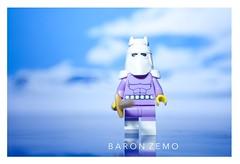 [Marvel] Helmut (| Jonathan |) Tags: superheroes minifigure custom figbarf purist supervillain captainamerica hydra helmutzero baronzemo marvel marvelcomics lego