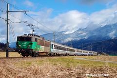 BB25615 sur TER Bourg St Maurice Lyon vers Grésy sur Isère (philippedreyer1) Tags: