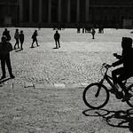 Biker's Silhouette thumbnail